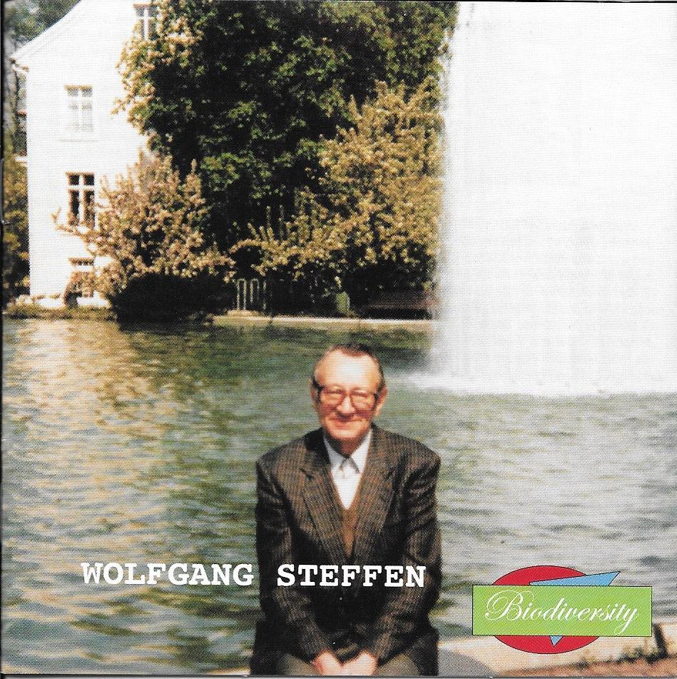 """Wolfgang Steffen"" CD cover"